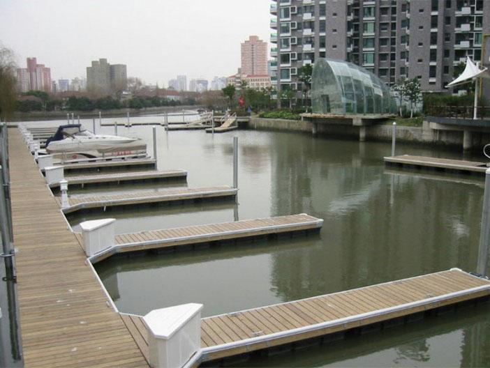Floating Jetty Marina 001
