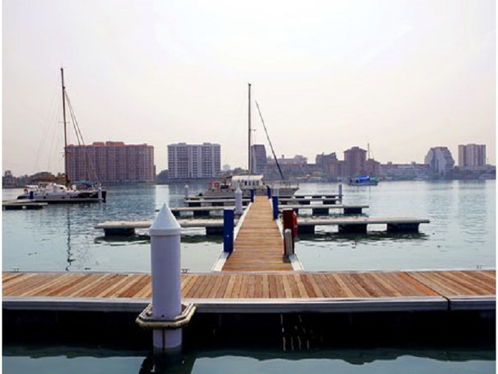 Floating Jetty Marina 003